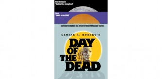 The Movie Poster for George A. Romero's Day of the Dead.
